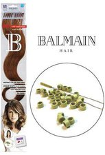 Balmain Extensions Fill-In Nuance Straight - 614.23 Natural Blond/Extra Light Blond (45 cm)
