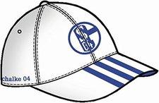 Adidas FC Schalke 04 3 Streifen Cap 2014/2015