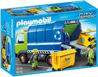 Playmobil City Action - Neuer Recycling-Truck (6110)