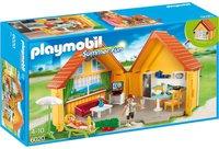 Playmobil Summer Fun - Aufklapp-Ferienhaus (6020)