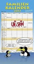 Lappan Verlag Familienkalender 2015 Uli Stein