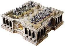 The Noble Collection Herr der Ringe Schachspiel