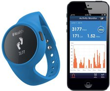 iHealth Wireless Activity and Sleep Tracker black