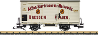 LGB Gedeckter Güterwagen