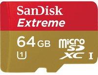 SanDisk microSDXC Mobile Extreme 64GB Class 10 UHS-I (SDSDQXL-064G-GA4)