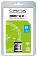 CnMemory SDXC 64GB Class 10 (75588)