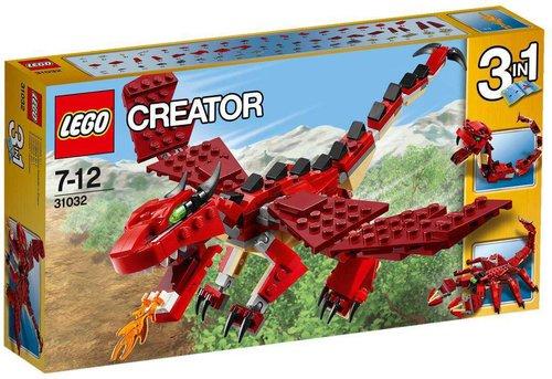 LEGO Creator - Rote Kreaturen (31032)