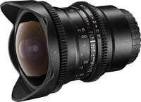 Walimex pro 12mm f3.1 Fish-Eye VDSLR [Pentax]