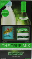 Moskovskaya The True Mix-Box 1l (40%)