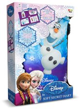 IMC Toys 16163FR - Frozen Soft Tagebuch