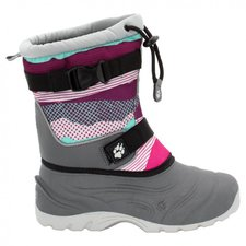 Jack Wolfskin Snow Rocker Kids pink passion all over