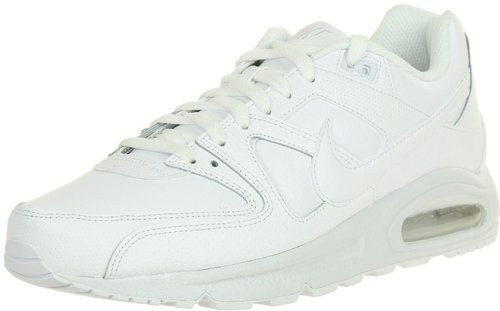 Nike Air Max Command Leather all white