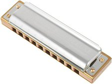 Hohner Marine Band Deluxe Des