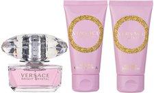 Versace Bright Crystal Set (EdT 50ml + SG 50ml + BL 50ml)