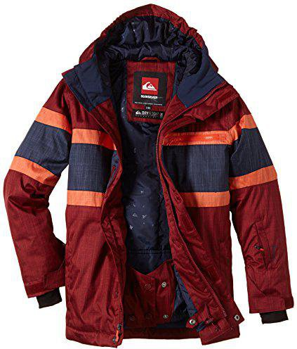 Quiksilver Fraction Youth Jkt Syrah
