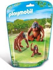 Playmobil City Life - 2 Orang-Utans mit Baby (6648)