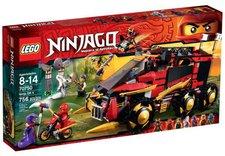 LEGO Ninjago - Mobile Ninja-Basis (70750)
