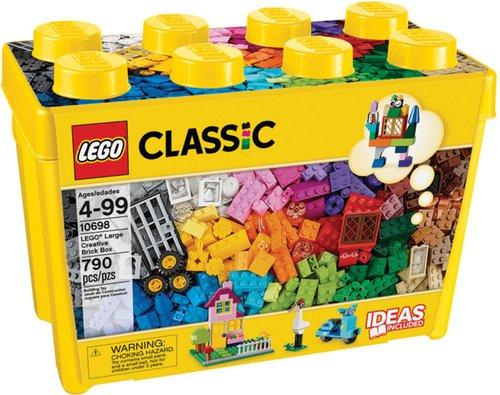 LEGO Classic - Große Bausteine-Box (10698)