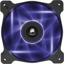 Corsair Air Series AF120 LED Purple Quiet Edition (Twin Pack)