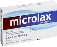 Eurim Microlax Rektallösung Klistiere (4 x 5 ml)