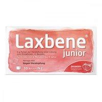 Merckle Laxbene Junior Pulver zum Herstellen einer Lösung zum Einnehmen Kinder 6 Monate - 8 Jahre (30 x 4 g)