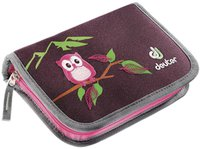 Deuter Pencil Box Aubergine Magenta