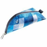 Deuter Pencil Pouch blue arrowcheck
