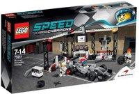 LEGO Speed Champions - McLaren Mercedes Boxenstopp (75911)