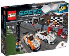 LEGO Speed Champions - Porsche 911 GT Ziellinie (75912)