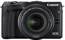 Canon EOS M3 Kit 18-55 mm