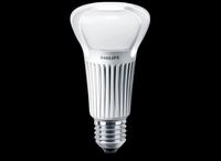 Philips LED Lampe dimmbar 13 W 75 W E27-Sockel Warmweiß Dimmbar