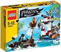 LEGO Pirates - Soldaten-Wachposten mit Piratenfloß (70410)