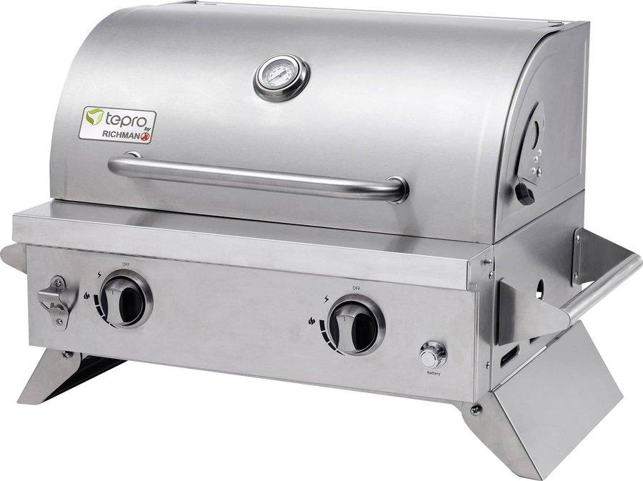 Rösle Gasgrill B Ware : Vidaxl edelstahl gasgrill grillwagen grill bbq