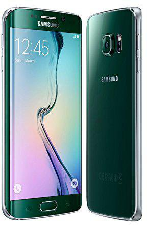 samsung galaxy s6 edge 32gb green emerald ohne vertrag. Black Bedroom Furniture Sets. Home Design Ideas