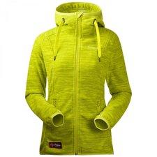 Bergans Hareid Lady Jacket Lime Mel