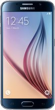 Samsung Galaxy S6 128GB Black Sapphire ohne Vertrag