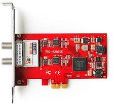 TBS Technologies 6281 DVB-T2/C Doppel-Tuner PCIe Terrestrisch