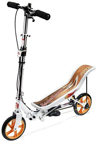 Space Scooter X580 weiß