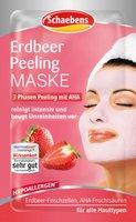 Schaebens Erdbeer Peeling Maske (15 ml)