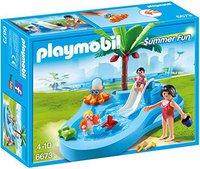 Playmobil Babybecken mit Rutsche (6673)