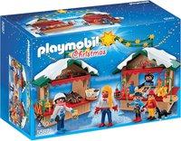 Playmobil Auf dem Weihnachtsmarkt (5587)