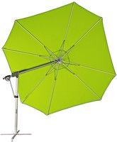 Doppler Protect Ø 400 cm Pendelschirm smaragd