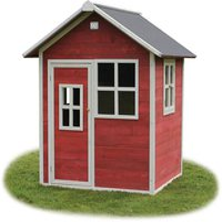 Exit Spielhaus Loft 100 Rot