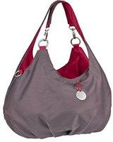Lässig Shoulder Bag Goldlabel brown