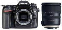 Nikon D7200 Kit 24-70 mm Tamron