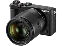 Nikon 1 J5 Kit 10-100 mm schwarz