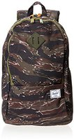 Herschel Nelson Backpack tiger camo/army rubber