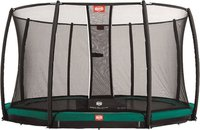 Berg Toys Trampolin InGround Champion 380 cm mit Sicherkeitsnetz Deluxe
