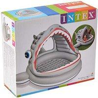 Intex Pools Baby Pool Roarin Shark Shade 201 x 198 x 109 cm