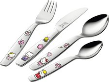 Zwilling Hello Kitty 18/10 Kinderbesteck 4 tlg.